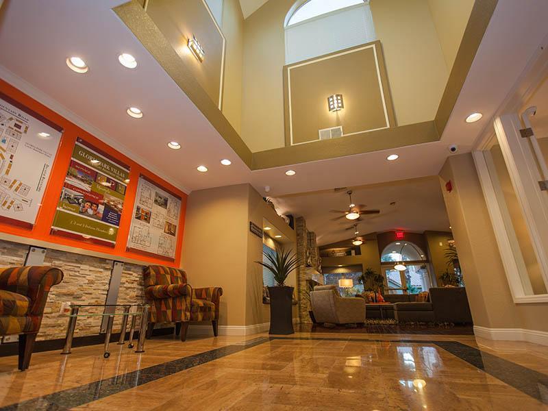 Lobby | Gloria Park Villas