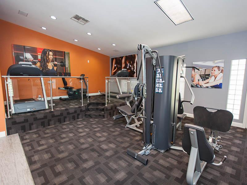 Gym | Gloria Park Villas