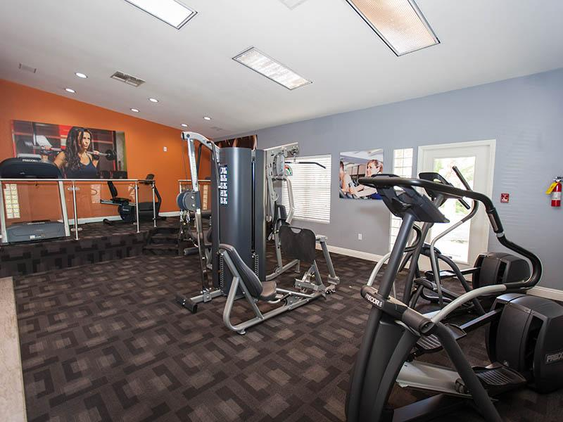 Fitness Center | Gloria Park Villas in Las Vegas