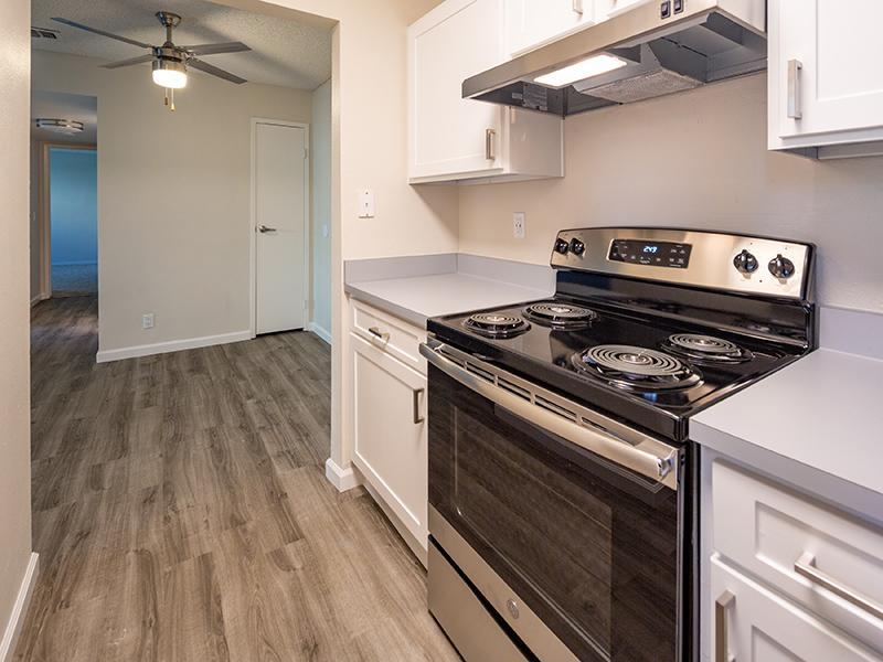 Kitchen | Juniper Apartments