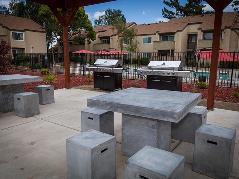 BBQ | Rosemont Park Apartments in Sacramento CA