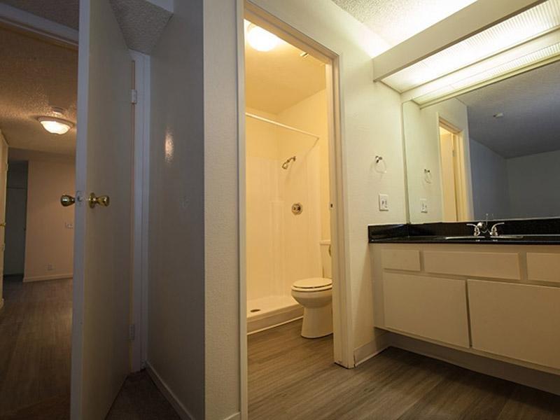 Bathroom | Rosemont Park Sacramento Apartments For Rent