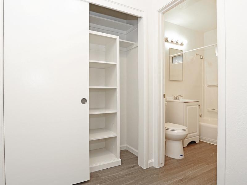 Closet | Sur Apartments