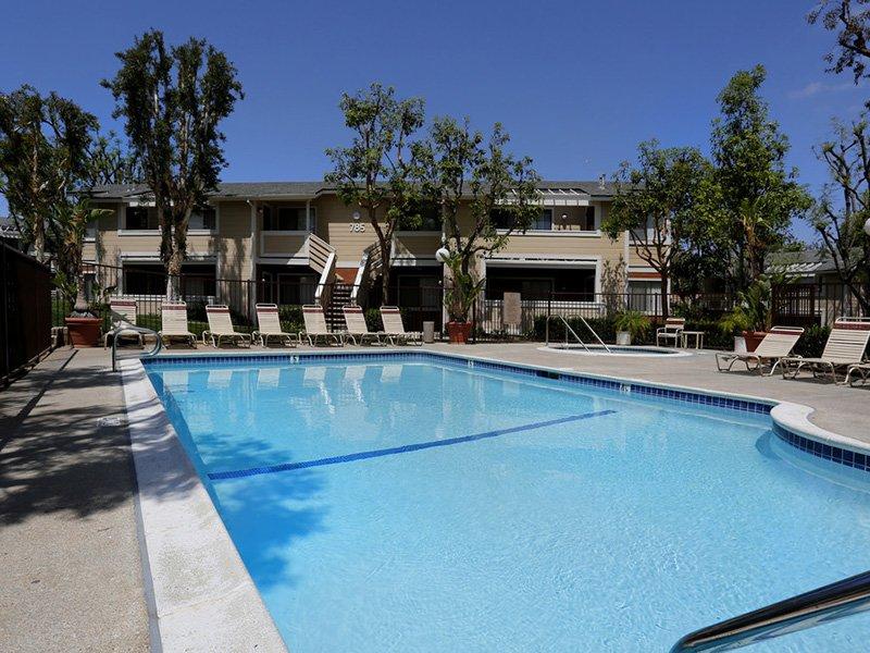 Pool | Meadowood Apartments