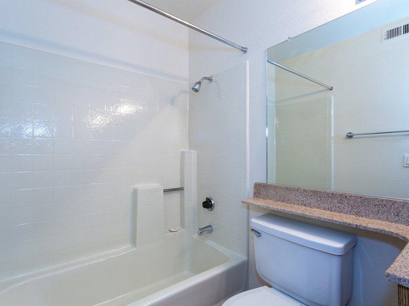 Bathroom | Meadowood Apartments