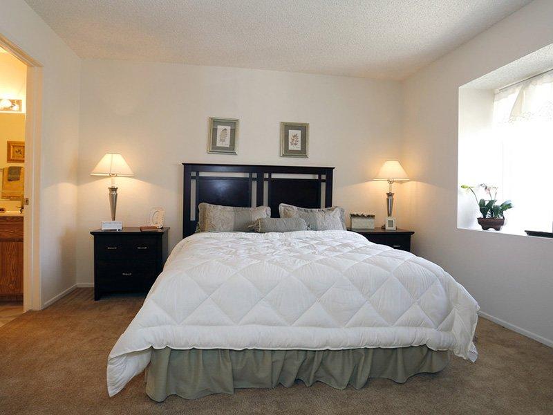 Bedroom | Meadowood Apartments