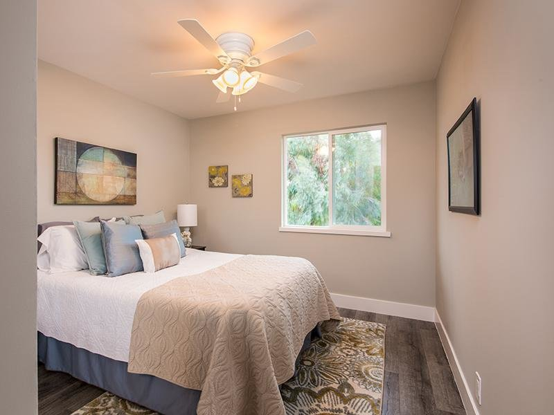 Bedroom | Bayview Apartments