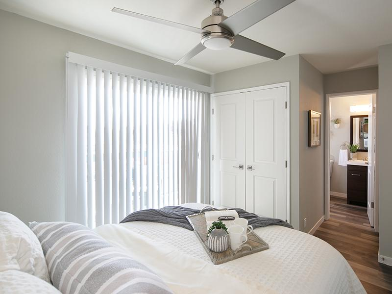 Bedroom | Bay View Apartments