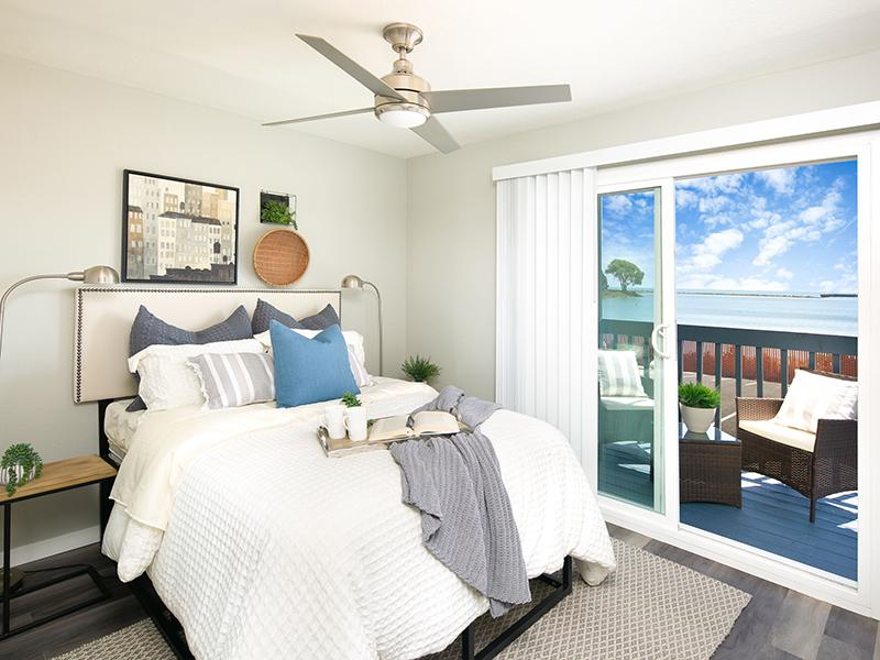 Bedroom | Bayview Apartments