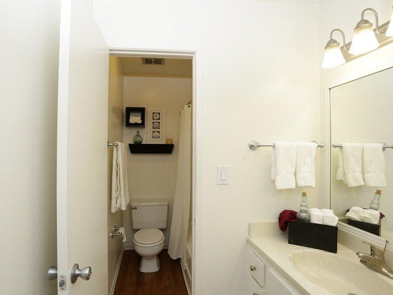Studio Bathroom | Tribeca Apartments