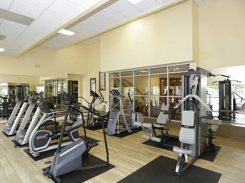 Fitness Center | Tribeca Apartments