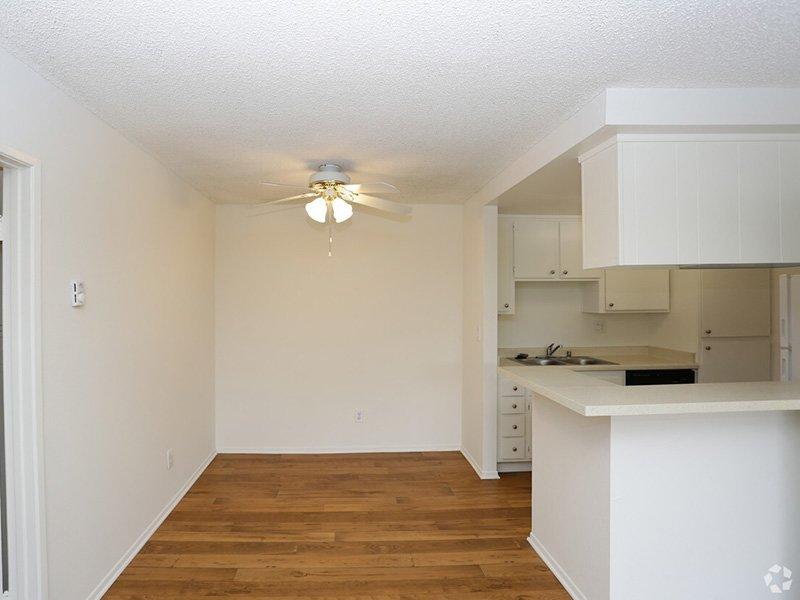 Living Room | Tribeca Apartments