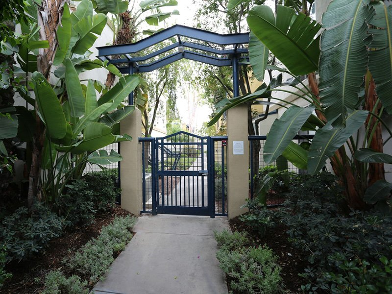 Gated Entry | Tribeca Apartments