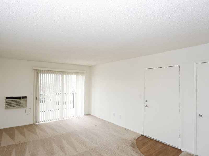 2 Bedroom Living Room | Tribeca Apartments