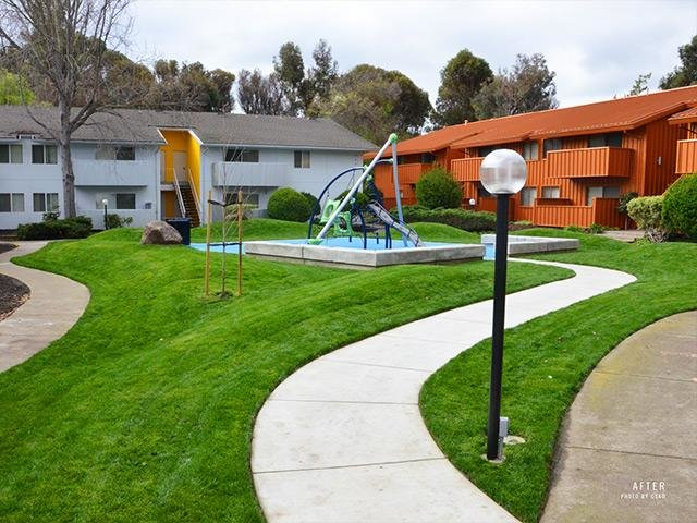 Lakeside Apartments in San Leandro CA