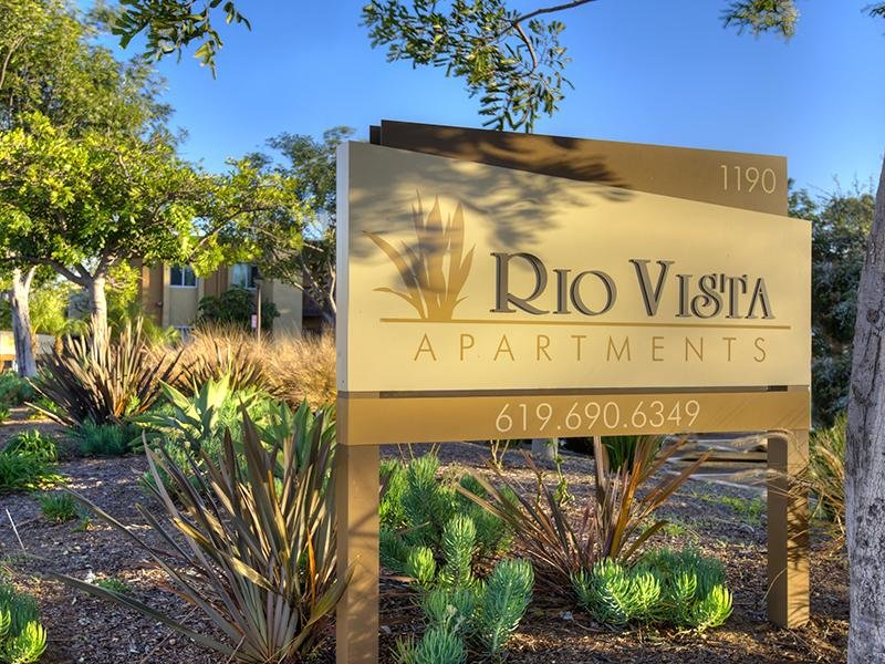 Rio Vista Apartments in San Ysidro, CA