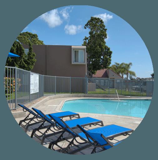 San Diego Apartment Amenities at Vista La Rosa