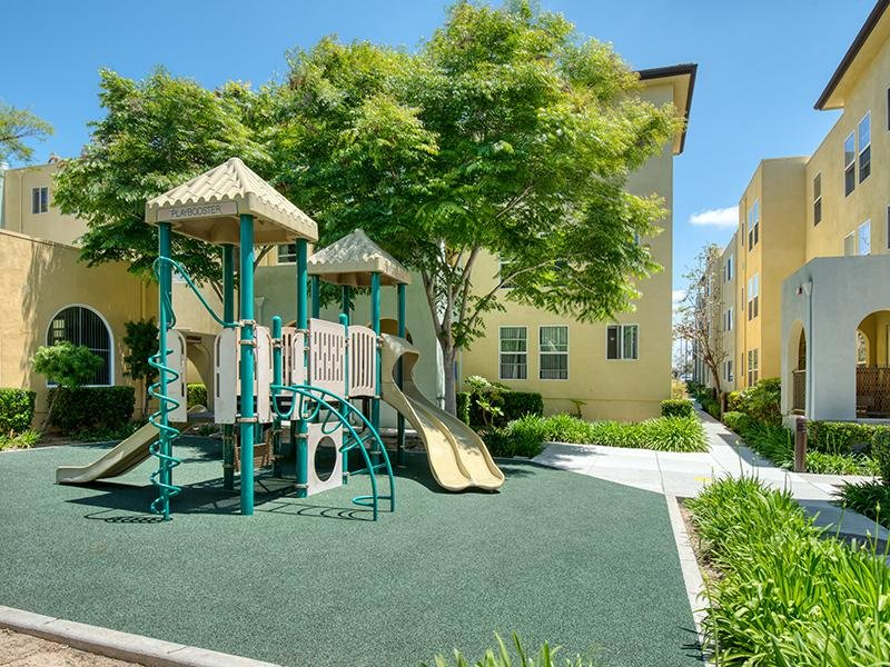 Playground | Sunrose Apartments