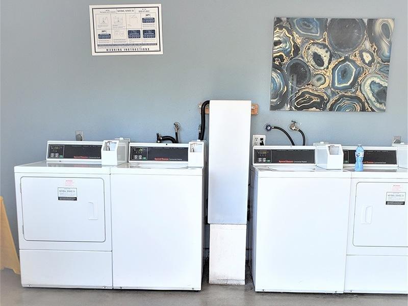 Washer & Dryer | Anaheim Cottages
