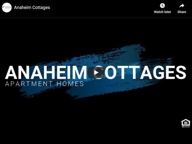 Virtual Tour of Anaheim Cottages Apartments
