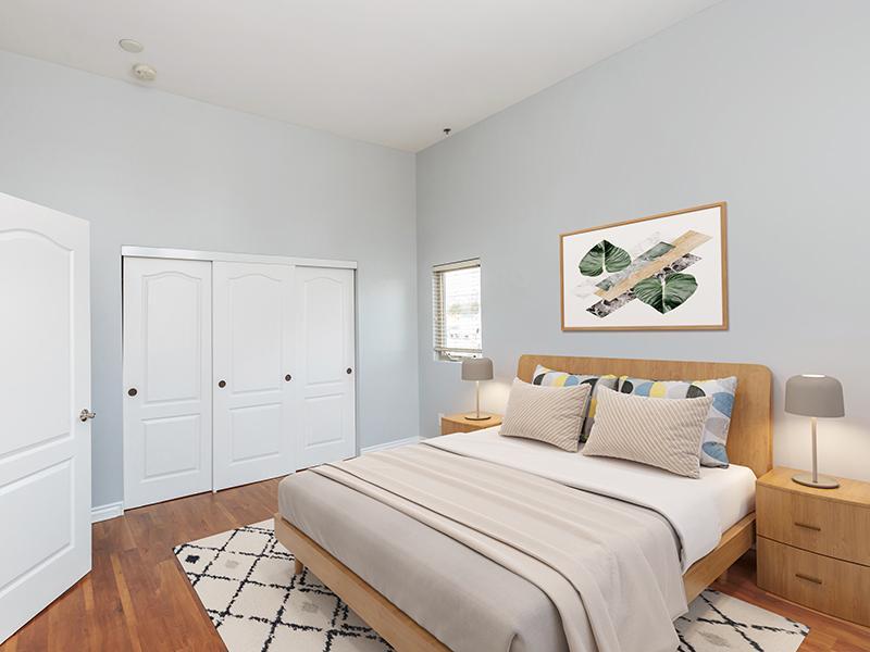Bedroom | Hollywood Backlot Homes