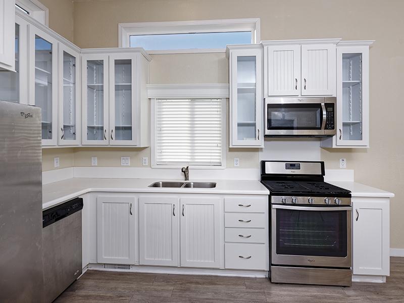 Kitchen | Hollywood Backlot Homes