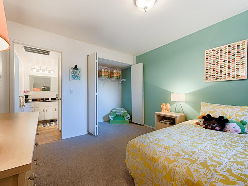 Bedroom | 2 Bedroom Apartments in Salt Lake City