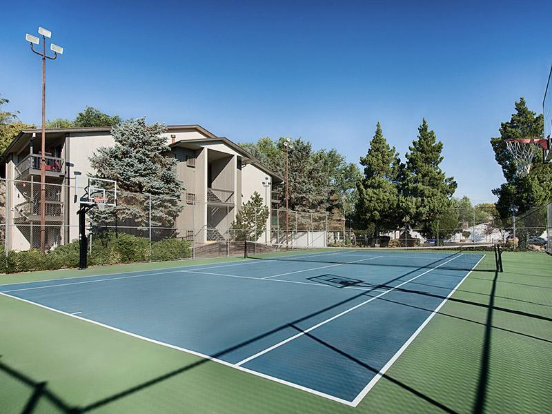 Tennis Courts | Country Lake Salt Lake City, UT