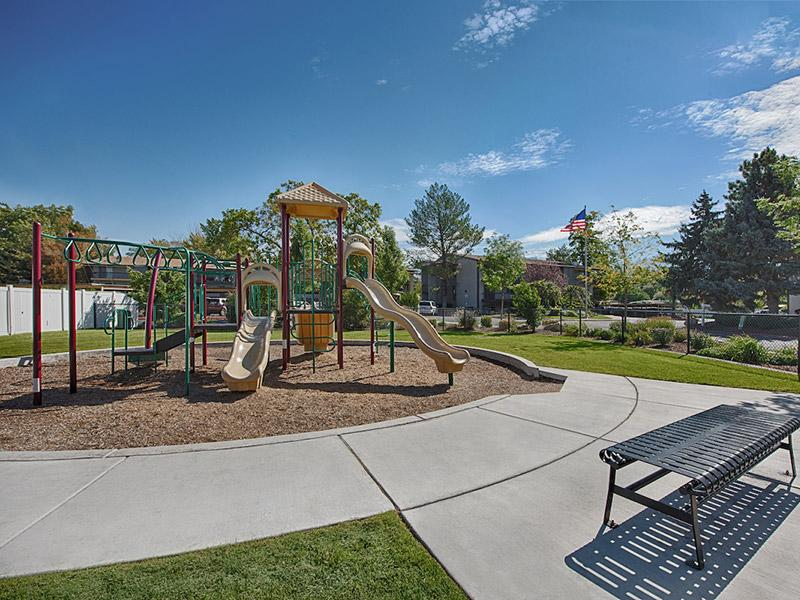 Playground | Country Lake in Salt Lake City, UT