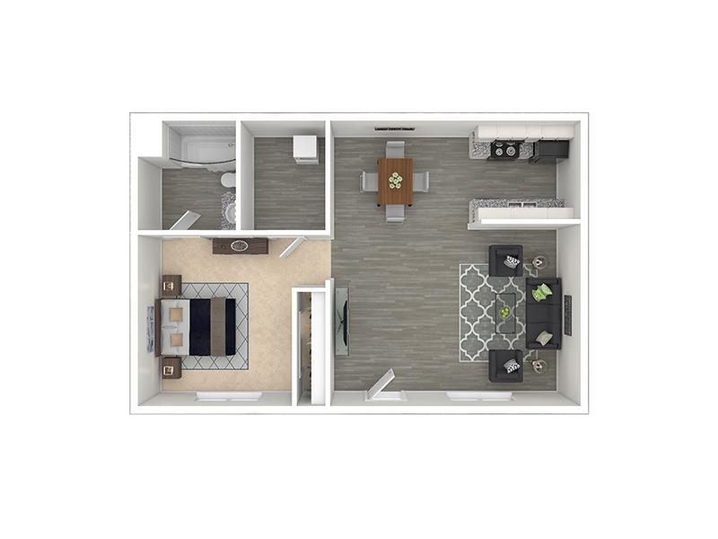 Moab Renovated apartment available today at Embarc at West Jordan in West Jordan