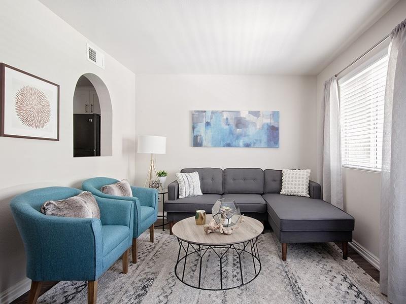 Living Room | Embarc at West Jordan