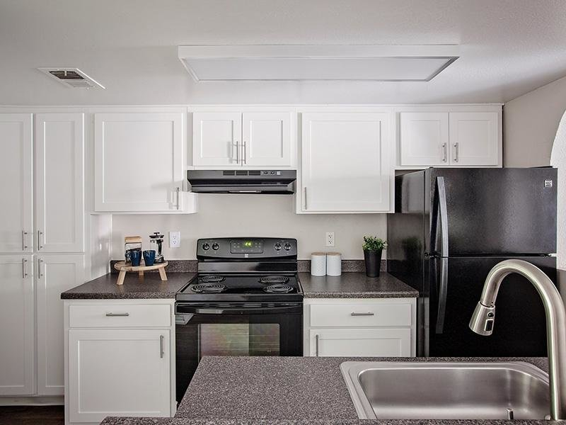 Fully Equipped Kitchen   Embarc at West Jordan