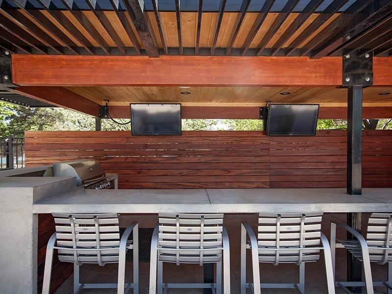 Outdoor Lounge | Embarc at West Jordan