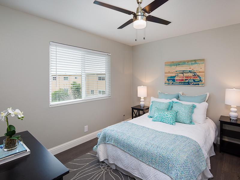 Bedroom 2   Greenleaf Apartments in Hayward, CA