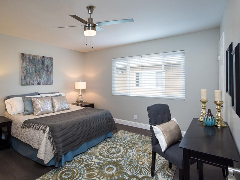 Bedroom   Greenleaf Apartments in Hayward, CA