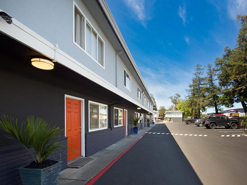 Entry | Greenleaf Apartments in Hayward, CA