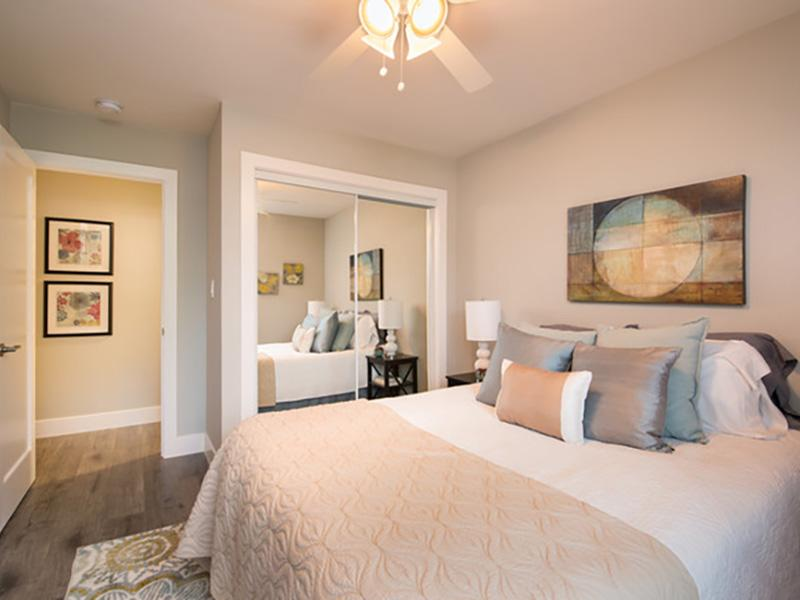 Bedroom | Solis Garden Apartments