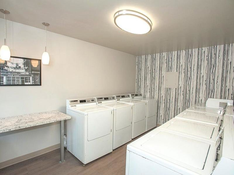 Laundry Facility | Parkwood Apartments