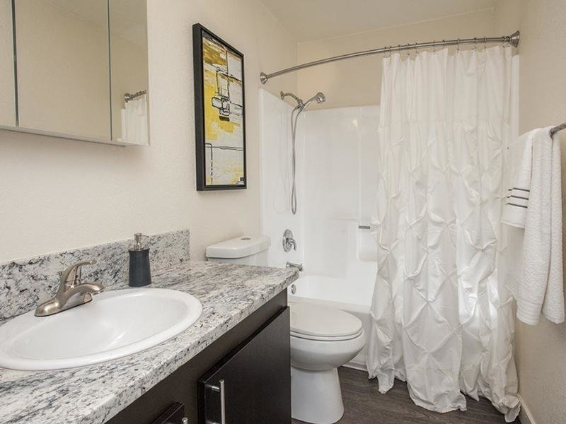 Bathroom | Parkwood Apartments