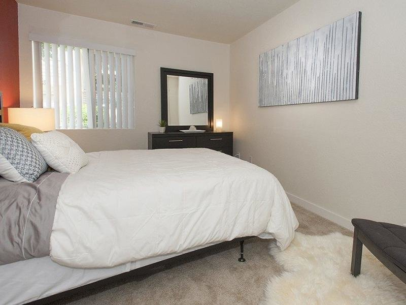 Bedroom | Parkwood Apartments