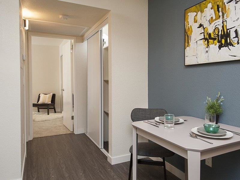 Hallway | Parkwood Apartments