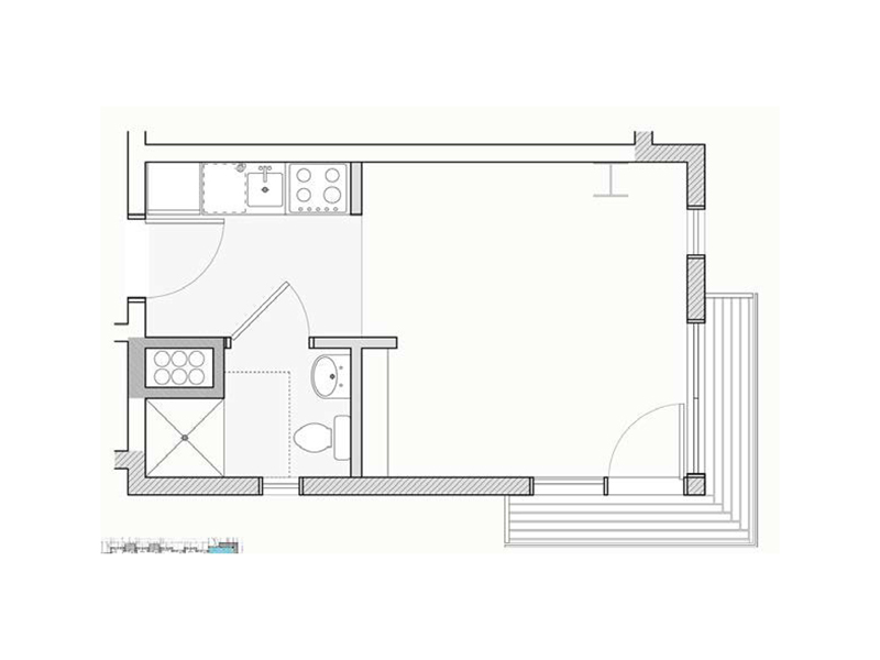 View floor plan image of Madison apartment available now