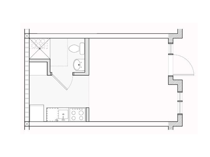 View floor plan image of Moab apartment available now