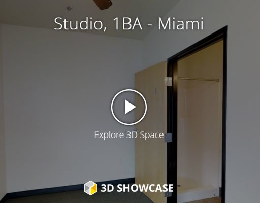 3D Virtual Tour of Pearl Studios Apartments