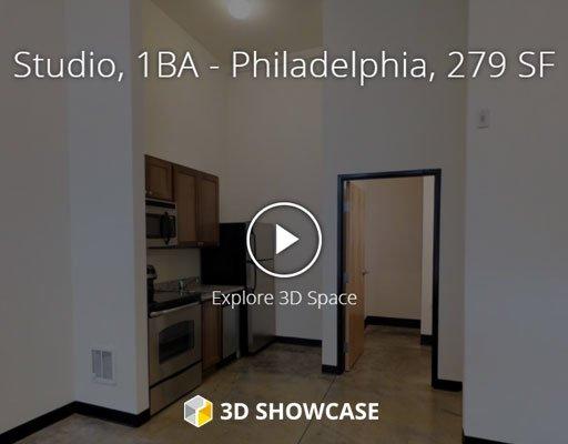 3D Virtual Tour of Pearl Studios Apartments