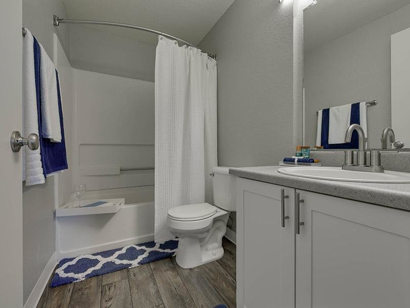 Apartments With Renovated Bathrooms | Powell Valley Farms Apartments