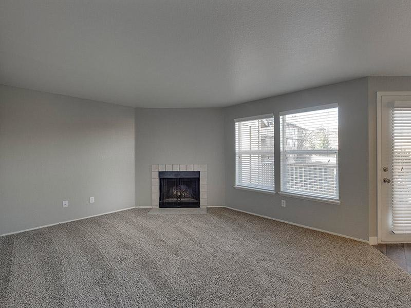 Apartments With a Fire Place in Gresham, OR | Powell Valley Farms Apartments