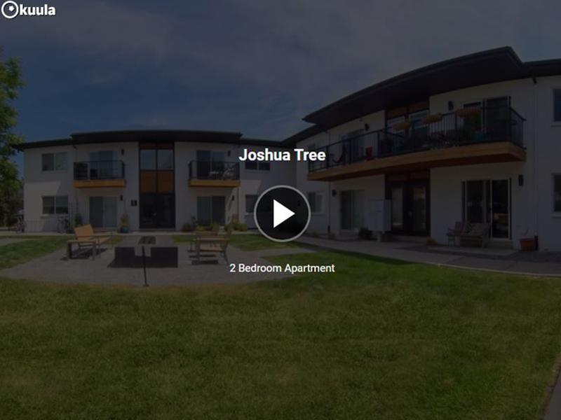 3D Virtual Tour of The Joshua Tree Apartments