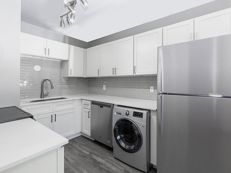 Stainless Steel Appliances | Joshua Tree