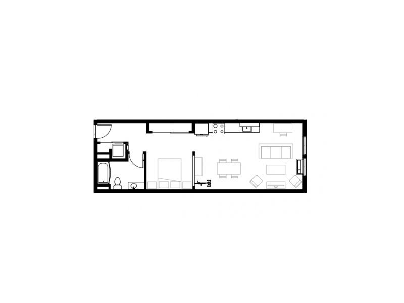 Northwood Apartments Floor Plan Denver